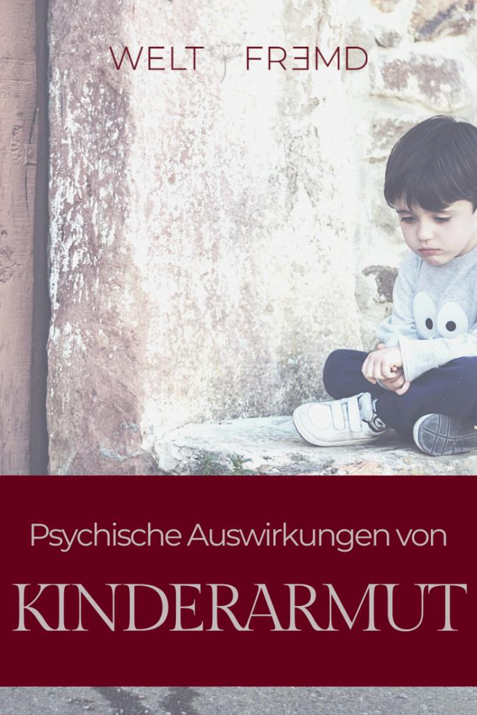 Was macht Armut psychisch mit einem Kind?